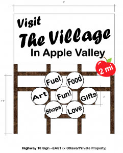 VAC Sign